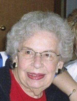Nancy J. Bevington