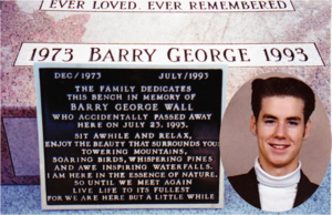 Barry  George Wall
