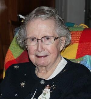 Margaret Peggy  Woods