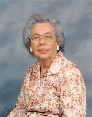 Mary Ruth Brady