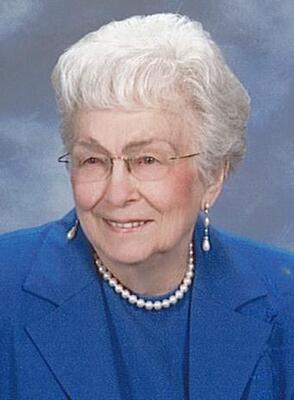 Mary Elizabeth Liz Buntin Jeffares