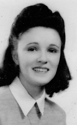 Eileen Mary Tedford