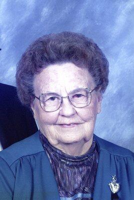 Velma Genevieve Edwards