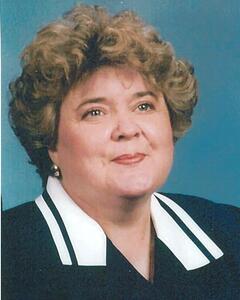 Mary Virginia Hollingsworth Harrison