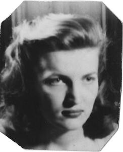 Mary  Harden, née Streno