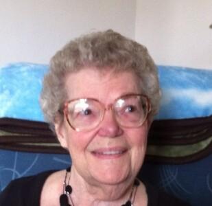 Margaret  St Aubin