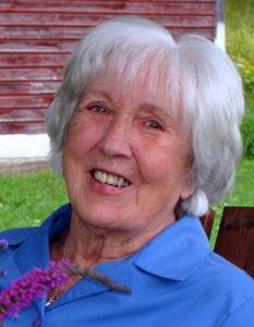 Velma Elizabeth Bosley