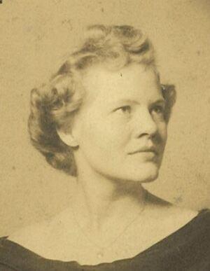 Helen Mary Avelis