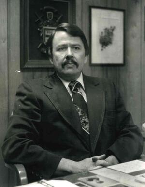 Dr. Richard Calvin Ethridge