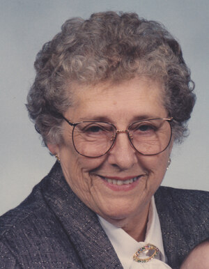 Marjorie E. Hollingsworth