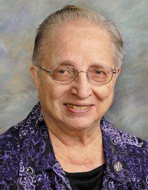 Sister Mary Jo (M. Sylvester) Trombley, SSND