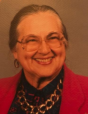 Margaret Faye Nelson