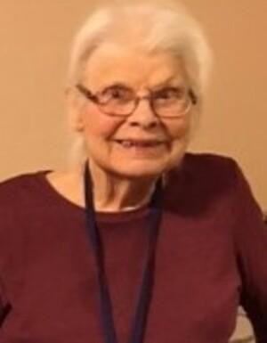Margaret Peg Ann Secone