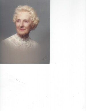 Dora E. Fowler