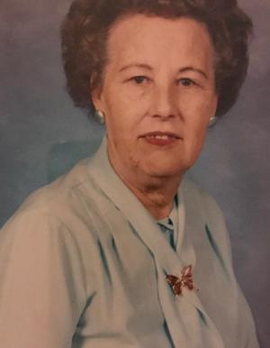 Maxine M. Carr