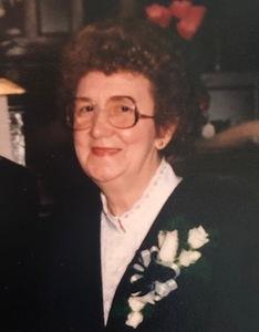 Doris Elaine Metz
