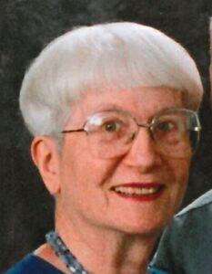 Priscilla Ruth Haynes