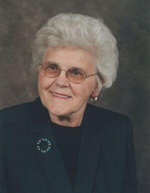 Wilhelmina Hartwig Parris
