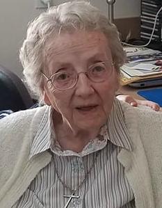 Sister Agnes Plante FCSCJ