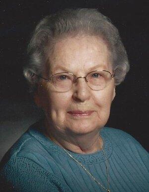 Gladys Mae Oswald