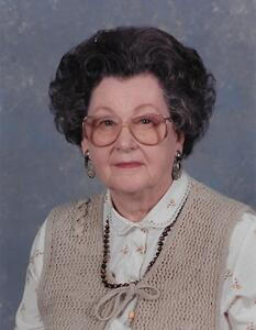 Thelma Aline Burton