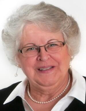 Myrna Ellen Miller Kauffman