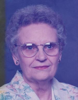 Winifred Joan Dodie Hudson