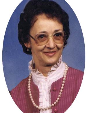 Helen M. Porter Thomas