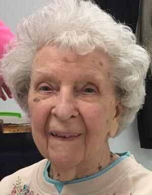 Frances 'Betty' Ada Wright
