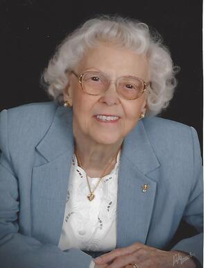Donna Mae Pettit