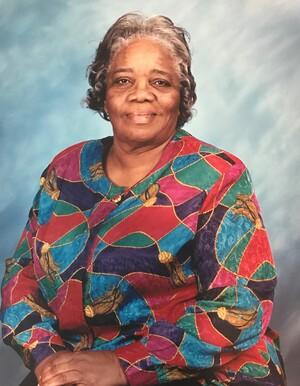 Alvildia M. Tolbert