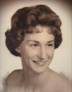 Carolyn Bobbie Burch Farris
