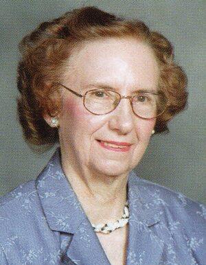 Dorothy Dot Devee Runkle