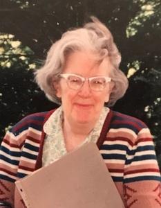 Margaret Anne Willis