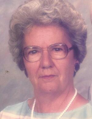 Blanche (Bowers) Wilkey