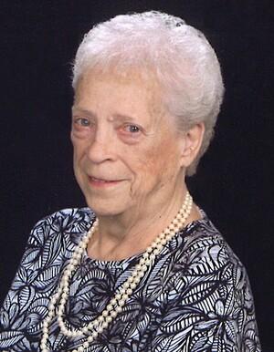 Marjorie E Brandt