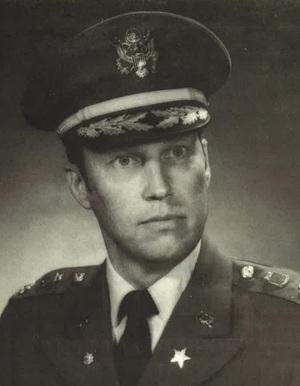 Colonel (Retired) Robert Leon Sharpe