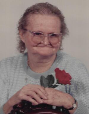 Bertha Mae Voyles