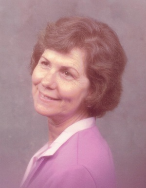 Ethel M. Peggy Crutchfield