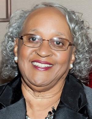 Priscilla Evelyn Simpson