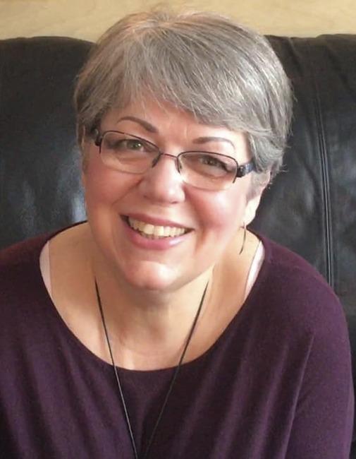 Patricia (Trish)  Louise Irvine