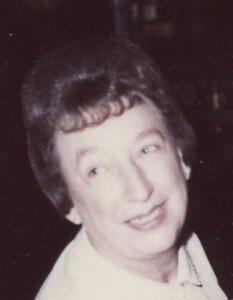 Mildred Margaret Thompson