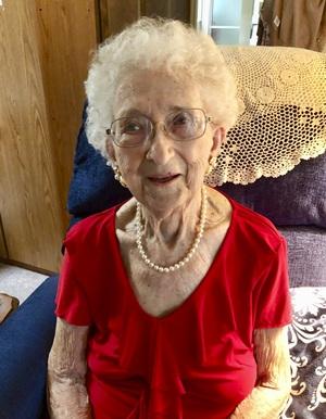 Margaret Virginia Wey