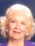 Frances Betty (Westfahl) Bowman