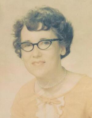 Mary F. Schlechtweg