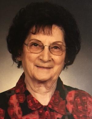 Bernice Marie Strawhecker