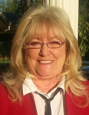 Patricia Ann McKnight