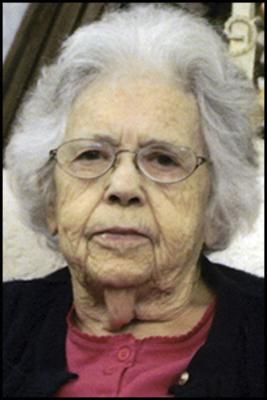 Doris Mary Pottle