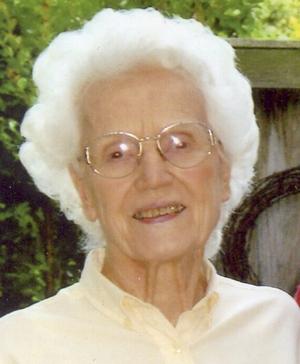 Bettie Nicholson