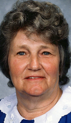 Elizabeth Betty Holdeman
